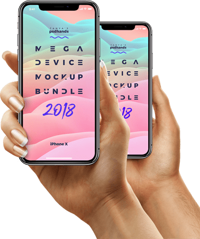 Download 22 Free iPhone/Samsung Mockups in PSD & Sketch